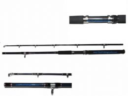 2 Piece 6 Inch Boat Rod | Rods | Flash Fishing Tackle
